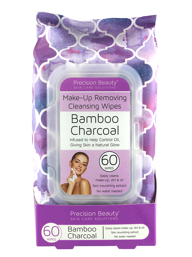 Precision Beauty Make-Up Remover Bamboo Wipes 60 Count Cellcosmet & Cellmen Cellcosmet Concentrated Cellular Night Cream Treatment - 50ml/1.7oz