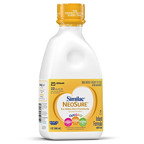 Bulk Similac Neosure Ready To Feed 32oz Premature Baby