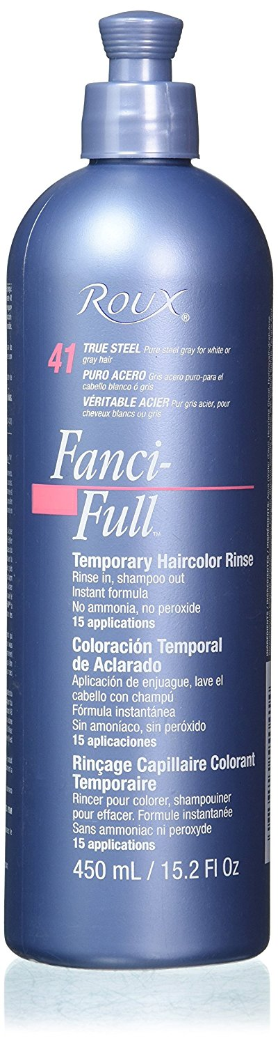 Roux Fanci Full Rinse 41 True Steel 152 Fl Oz Buy Bulk America