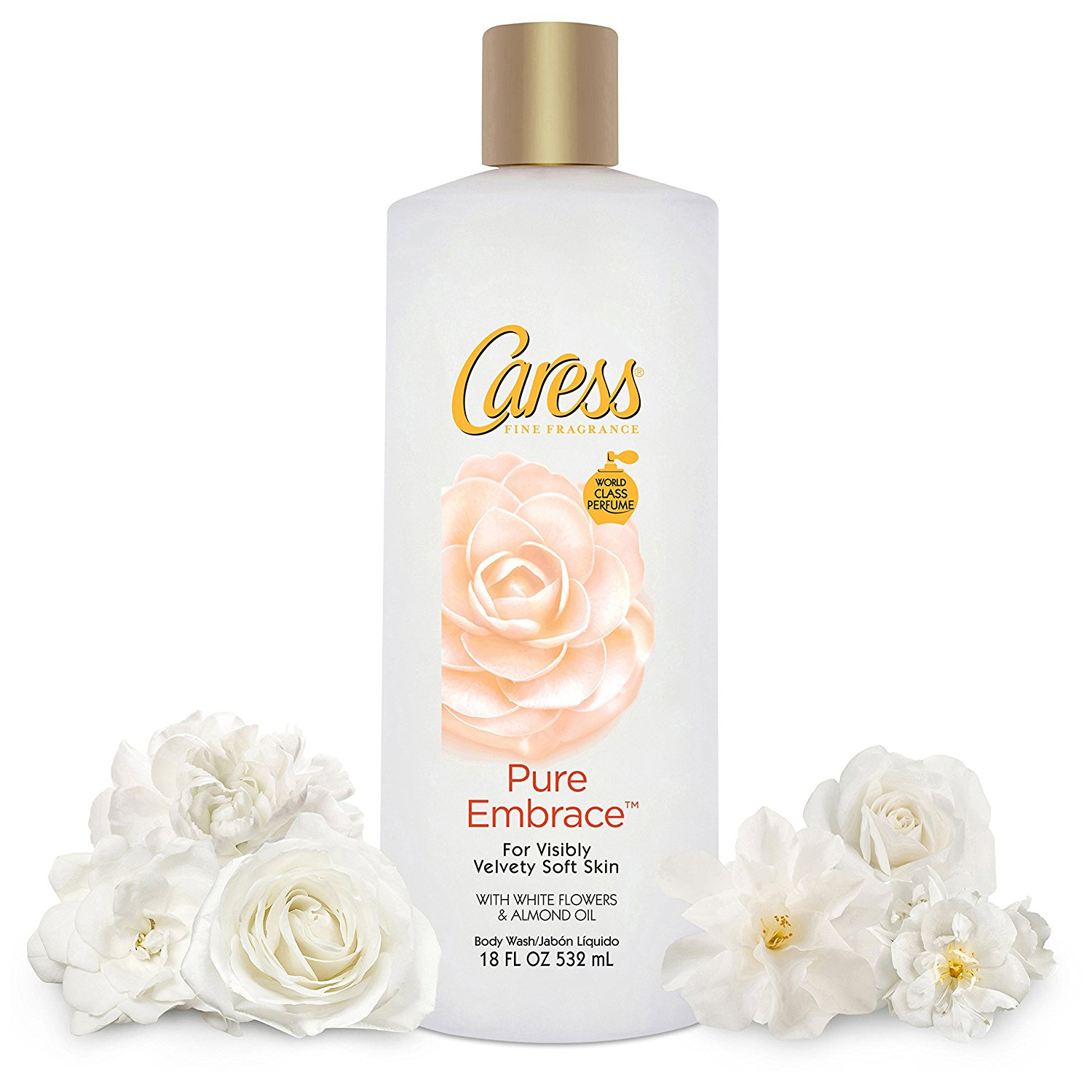 Caress Body Wash Pure Embrace 18 Oz Buy Bulk America