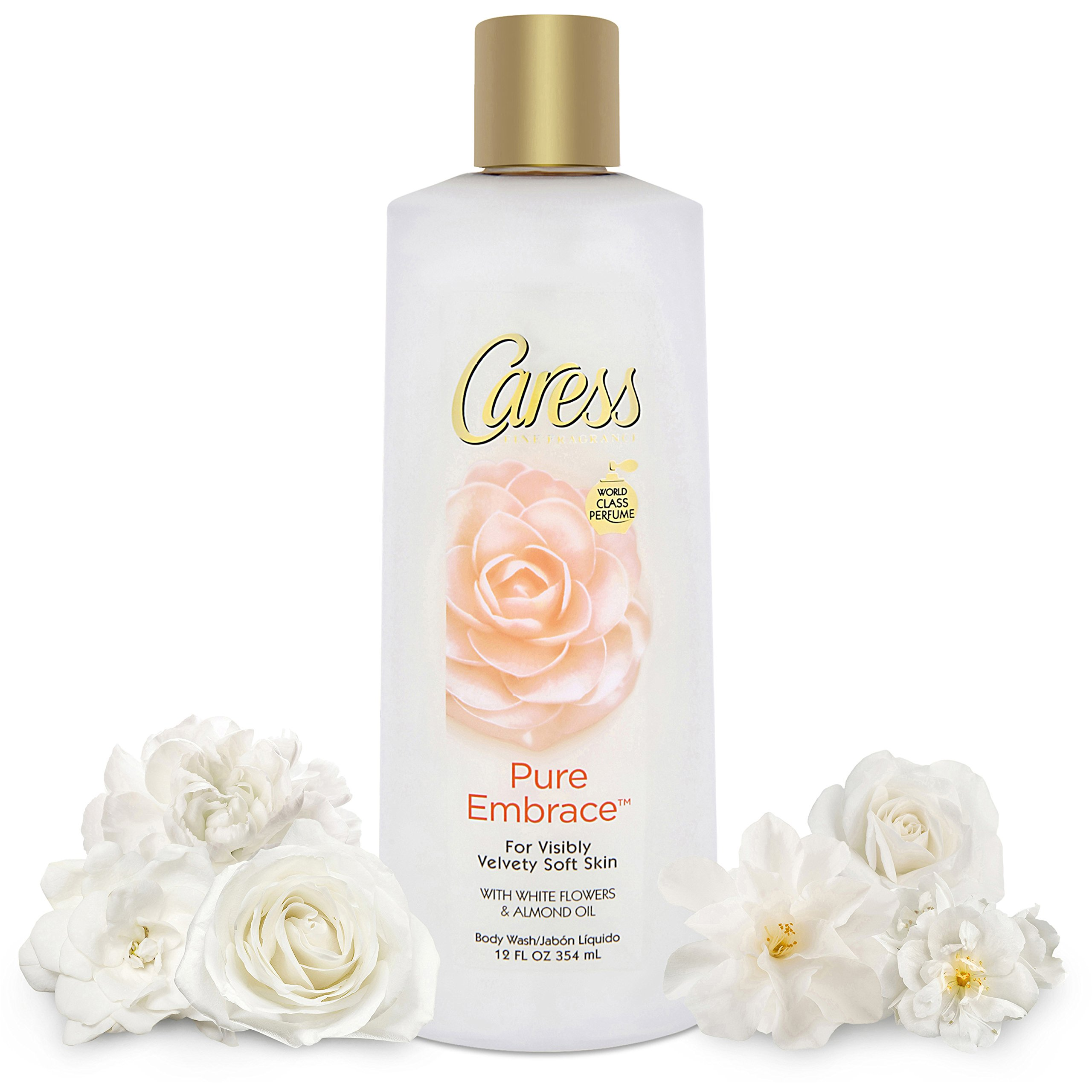 Caress Body Wash Pure Embrace 12 Oz Buy Bulk America